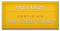 Maria Killam Certified True Colour Expert