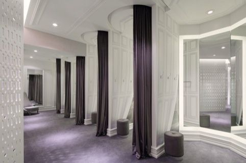 Dressing Rooms To Die For Urban Spaces Design Co