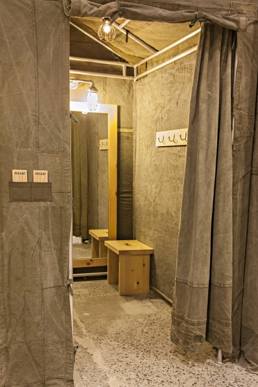 Changing Room Designs: Urban Spaces Design Co Inc